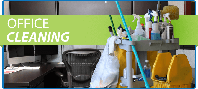 office building cleaning services in phoenix
