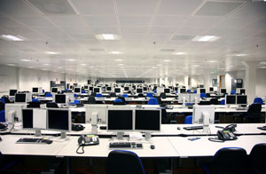 Call Center Cleaning